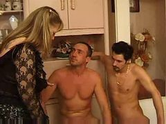 French, Threesome, Mature, Xhamster.com