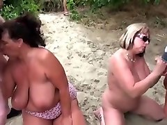 Party, Beach, Xhamster.com