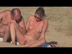 French, Couple, Beach, Xhamster.com