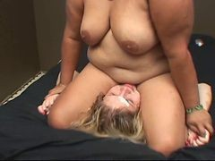 Facesitting, Bbw, Fat, Xhamster.com