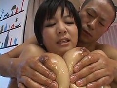 Asian, Oil, Creampie, Gotporn.com
