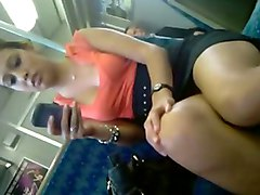 Upskirt, Train, Xhamster.com