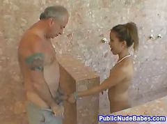 Asian, Blowjob, Public, Gotporn.com