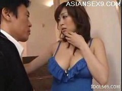 Asian, Japanese, Big Tits, Gotporn.com