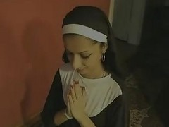 Indian, Nun, Swallow, Xhamster.com